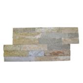 Briques de parement Canyon beige 0,52 m²