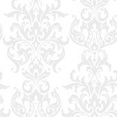 Superfresco Easy vliesbehang Tattoo wit 32-622 10 m x 53 cm