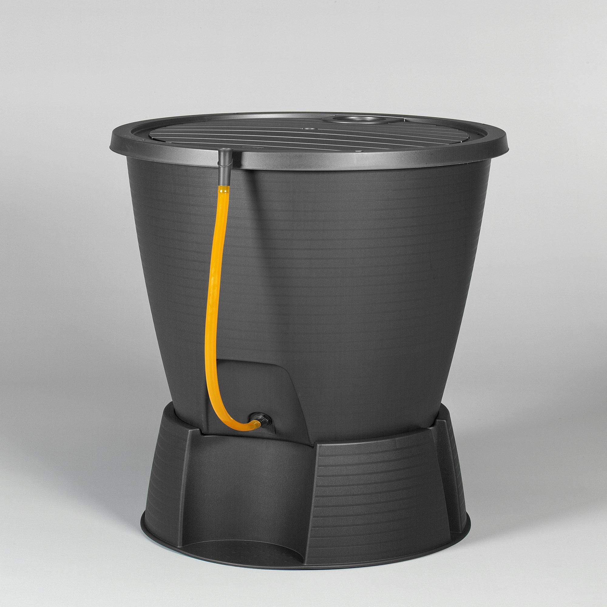 tonneau de pluie indigo jardin 220 l arrosage pompes. Black Bedroom Furniture Sets. Home Design Ideas