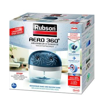 Rubson vochtopnemer aero 360° toestel met tab 2 x 450 g