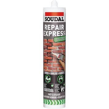 Soudal Repair Express vulmiddel cement 300 ml