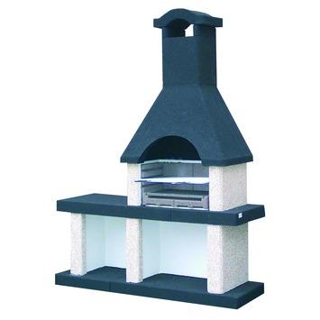 barbecue en b ton westerland gris 530 kg. Black Bedroom Furniture Sets. Home Design Ideas
