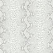 Superfresco easy gekleurd vliesbehang cobra wit/zilver 32-648 10 m x 52 cm