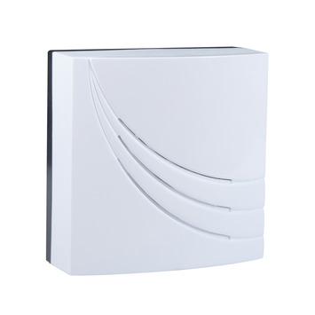 Sonnette de porte et bouton Byron 761 blanc
