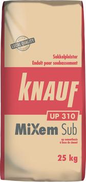 Mixem sub Knauf 25 kg plâtre de ciment