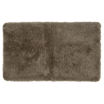 GAMMA Lusanne badmat bruin 60 x 90 cm