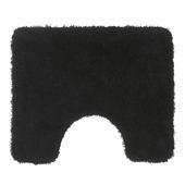 Tapis contour wc Lusanne GAMMA 50x60 cm noir
