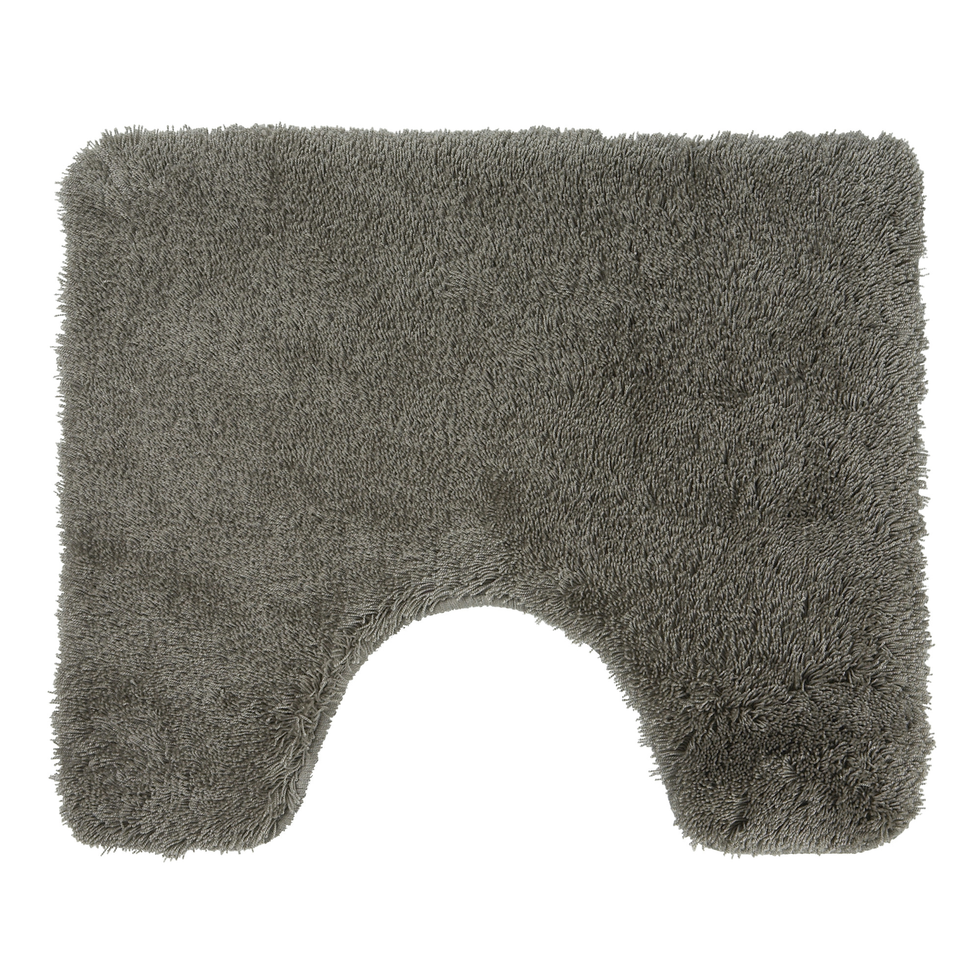 tapis de toilette lusanne gamma 50x60 cm anthracite. Black Bedroom Furniture Sets. Home Design Ideas
