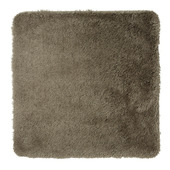GAMMA badmat Lusanne vierkant bruin 60x60x3 cm