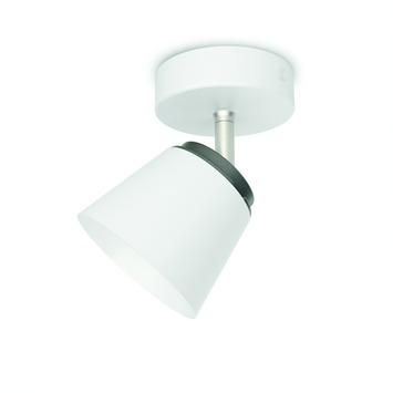 Spot Dender Philips LED intégré 4W = 31W blanc