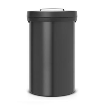 Brabantia Big Bin afvalemmer mat zwart 60 L