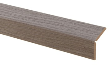 Moulure d'angle pliable 260 cm Sherwood oak