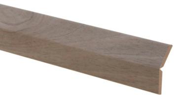 Vouwhoek Walnut 260 cm