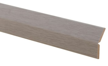 Moulure d'angle pliable 260 cm Lined ash