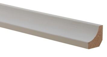 Corniche 260 cm Linewood blanco
