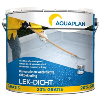 Étanche-tout Aquaplan étanchéité immédiate 10 L + 20%