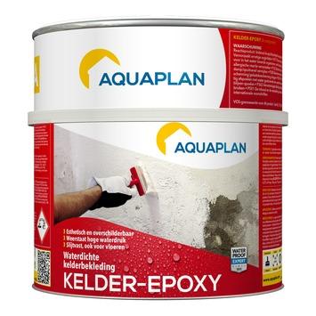Aquaplan kelder-epoxy gebroken wit 1,5 L