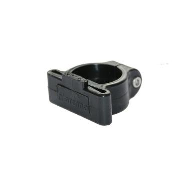 Hoekklem voor profielpaal 48 mm ral 9005 zwart