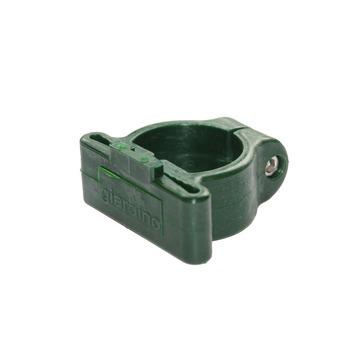 Hoekklem voor profielpaal 48 mm ral 6005 groen