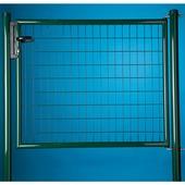 Portillon Napoli 150x125 cm RAL6005 vert
