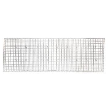 Schanskorf Varese, maasgrootte 30x30 mm, 60x120x12 cm