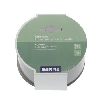 Ruban adhésif de bricolage GAMMA 38 mm 10 m gris