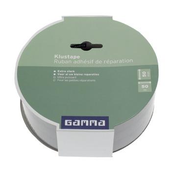 GAMMA klustape grijs 50 mm 50 meter
