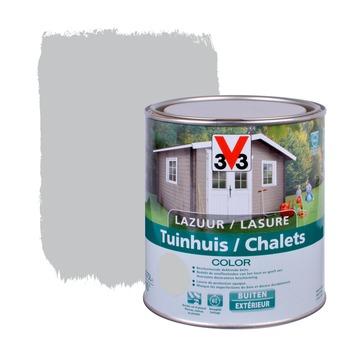 V33 beits tuinhuis color zijdeglans pure everest 750 ml
