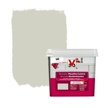 Peinture de rénovation meubles cuisine V33 satin sésame 750 ml
