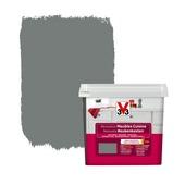 V33 renovatieverf keukenkasten zijdeglans carbonaat 750 ml