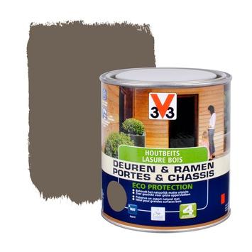 V33 Ramen & Deuren Eco Protection beits mat cacao 750 ml