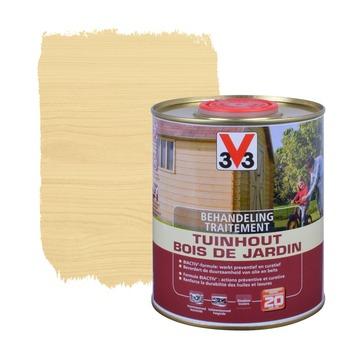 Traitement bois de jardin V33 750 ml