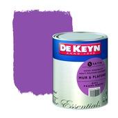 Peinture mur & plafond De Keyn satin 402 violet 1 L