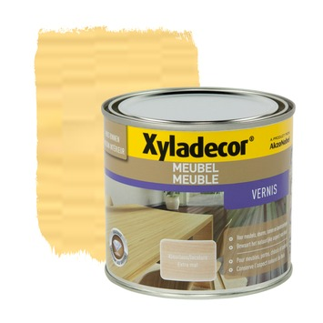 Vernis meuble Xyladecor extra mat incolore 500 ml