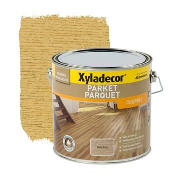 Xyladecor parketolie white wash 2,5 L