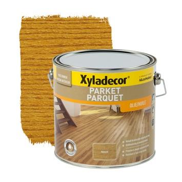 Huile pour parquets Xyladecor naturel 2,5 L