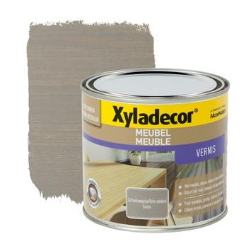 Xyladecor meubelvernis zijdeglans schaduwgrijs 500 ml