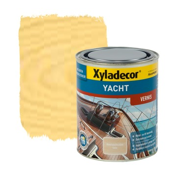 Vernis yacht Xyladecor satin 750 ml incolore