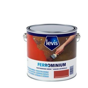 Levis Ferrominium menie rood bruin 2,5 L