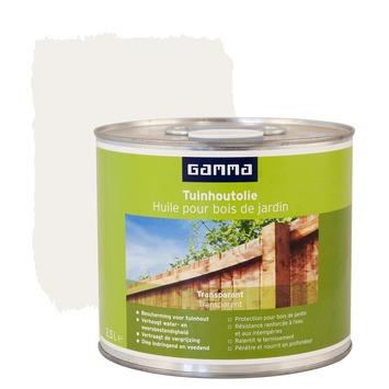 Huile bois de jardin GAMMA incolore 2,5 L | Vernis, huiles & lasures ...