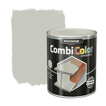 Rust-Oleum CombiColor metaalverf hamerslag lichtgrijs 250 ml