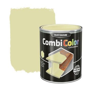 Rust-Oleum CombiColor metaalverf hoogglans RAL1015 Licht ivoor 750 ml