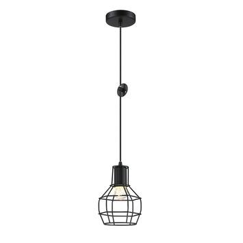 Hanglamp Miran zwart