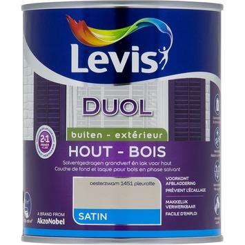 Levis Duol 2 in 1 zijdeglans oesterzwam 750 ml