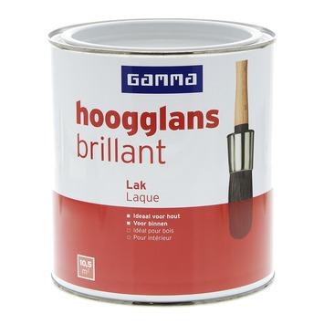 Laque gamma brillant blanc 750 ml laque - Peinture blanc laque brillant ...