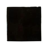 Wandtegel Handmade zwart 15x15 cm 0,5 m²