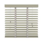 Store vénitien GAMMA 945 bois 50 mm argile 220x220 cm