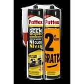 Pattex Geen Spijkers & Schroeven duopack 1+1 gratis