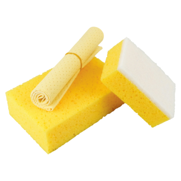 Kit de nettoyage pour voiture 3 pièces