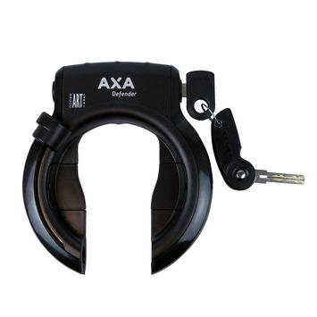 AXA ring defender black / black mud